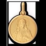 Médaille religieuse Jésus