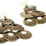 Boucles d'oreille Darjeeling