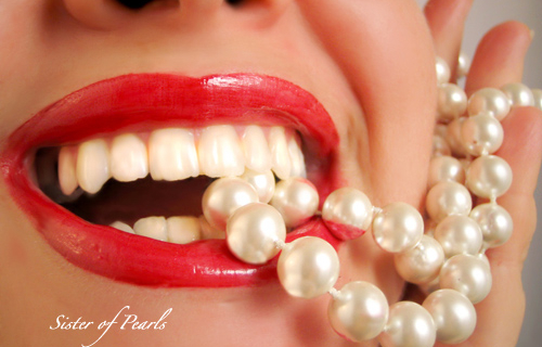 Quel bijou à perles porter cet hiver