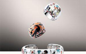 Quel bijoux pour les beaux jours : Una Storia