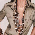 Collier ethnique mode
