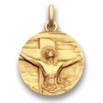 Médaille religieuse Christ
