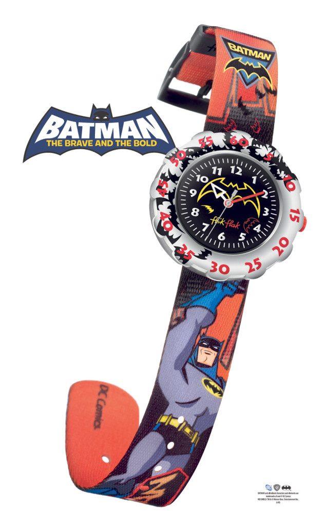 Montre Batman
