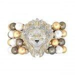 Bracelet lion